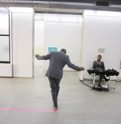 Performance and Workshop by Sandro Masai and Christian Skjødt, Kunsthal Nord (2013)
